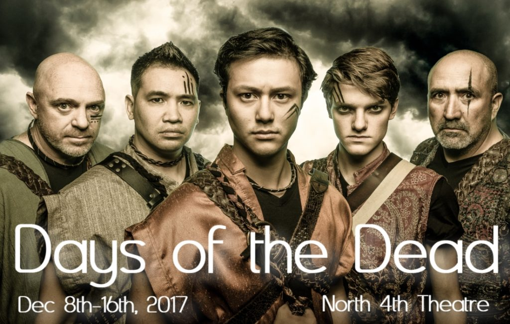 Days Of the Dead Promo Guys